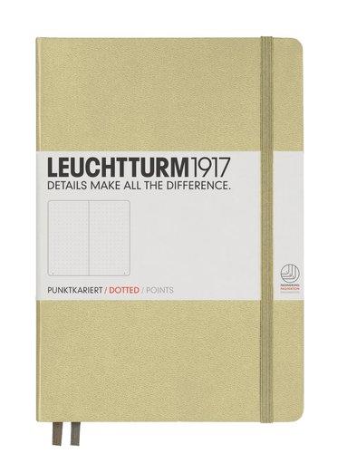 """Anteckningsbok Leuchtturm1917 """"Bullet Journal"""" A5 prickad sand"""