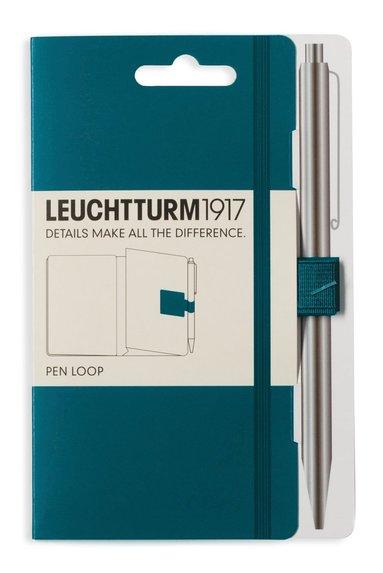 Pennhållare Leuchtturm1917 Pen Loop turkos