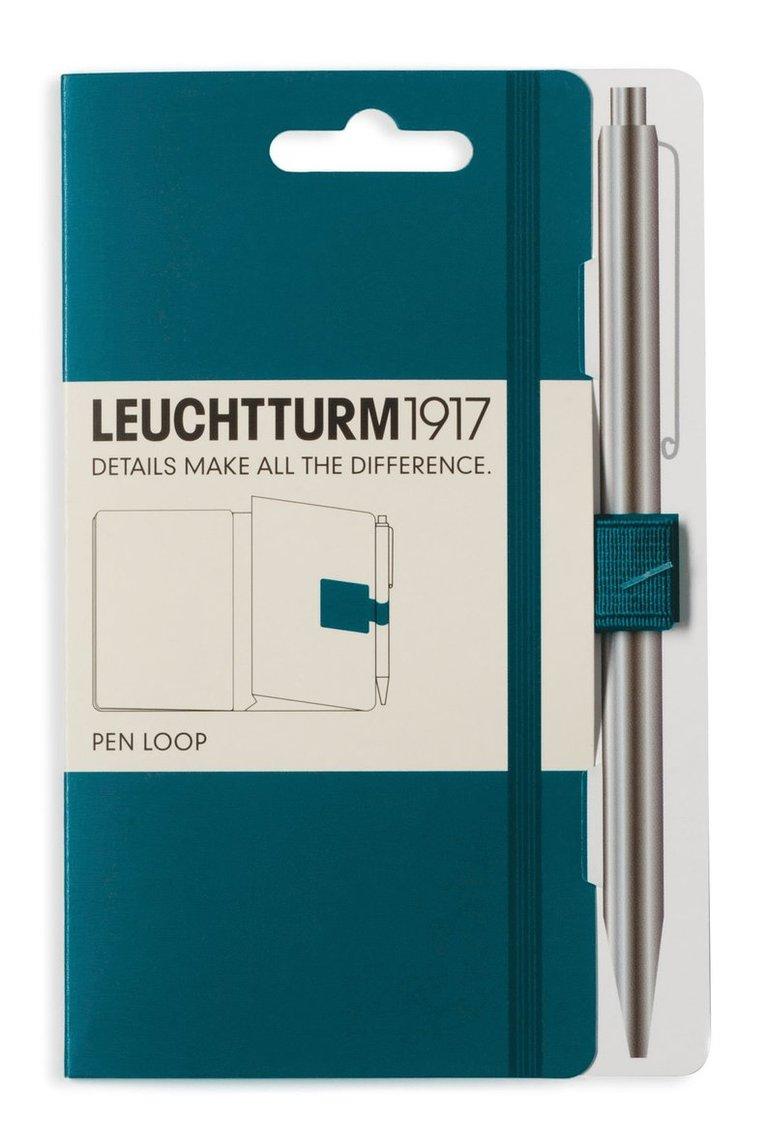 Pennhållare Leuchtturm1917 Pen Loop turkos 1