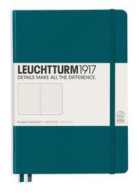 """Anteckningsbok A5 Leuchtturm1917 """"Bullet Journal"""" turkos"""