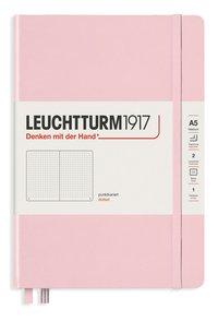 """Anteckningsbok Leuchtturm1917 """"Bullet Journal"""" A5 prickad powder"""