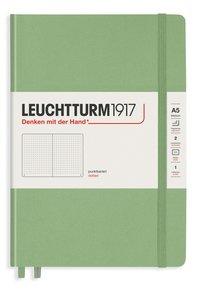 """Anteckningsbok A5 Leuchtturm1917 """"Bullet Journal"""" sage"""