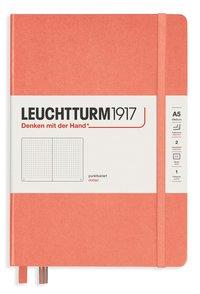 """Anteckningsbok Leuchtturm1917 """"Bullet Journal"""" A5 prickad bellini"""