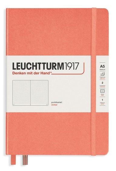 """Anteckningsbok A5 Leuchtturm1917 """"Bullet Journal"""" bellini 1"""