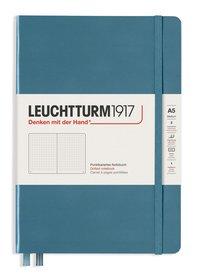 """Anteckningsbok A5 Leuchtturm1917 """"Bullet Journal"""" stone blue"""