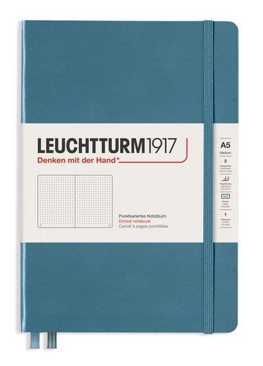 """Anteckningsbok A5 Leuchtturm1917 """"Bullet Journal"""" stone blue 1"""