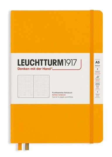 """Anteckningsbok A5 Leuchtturm1917 """"Bullet Journal"""" rising sun 1"""