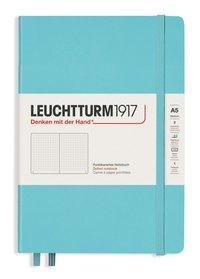 """Anteckningsbok A5 Leuchtturm1917 """"Bullet Journal"""" aquamarine"""
