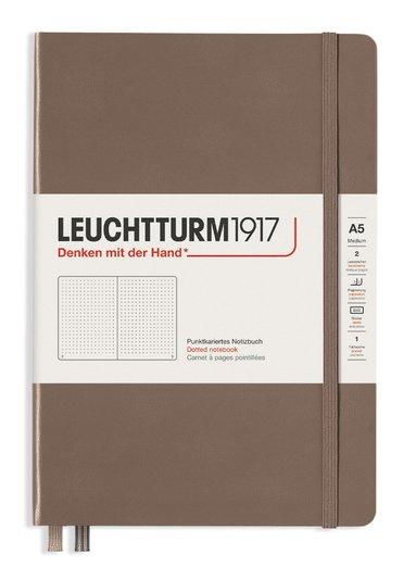 """Anteckningsbok A5 Leuchtturm1917 """"Bullet Journal"""" warm earth 1"""