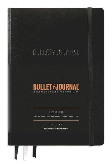 Bullet Journal A5 Leuchtturm1917 Edition 2 svart 1