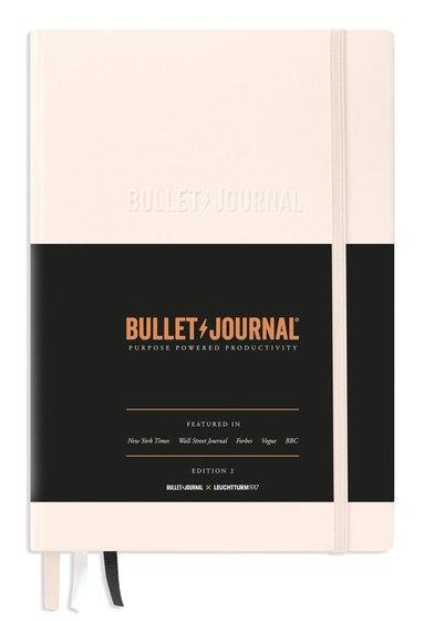 Bullet Journal A5 Leuchtturm1917 Editon 2 blush 1