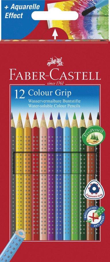 Färgpenna Grip 2001 12 färger 1