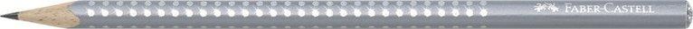 Blyertspenna B Sparkle grå 1