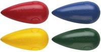 Krita Faber-Castell oval 4 färger