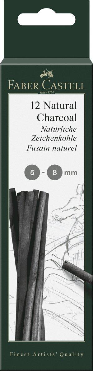Ritkol Faber-Castell naturellt dia 5-8 mm 1