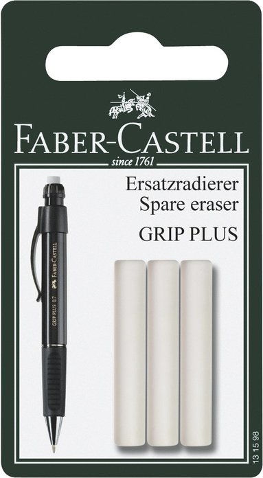 Radertopp Grip Plus 3-pack