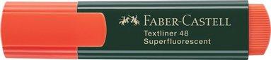 Överstrykningspenna Textliner orange 1
