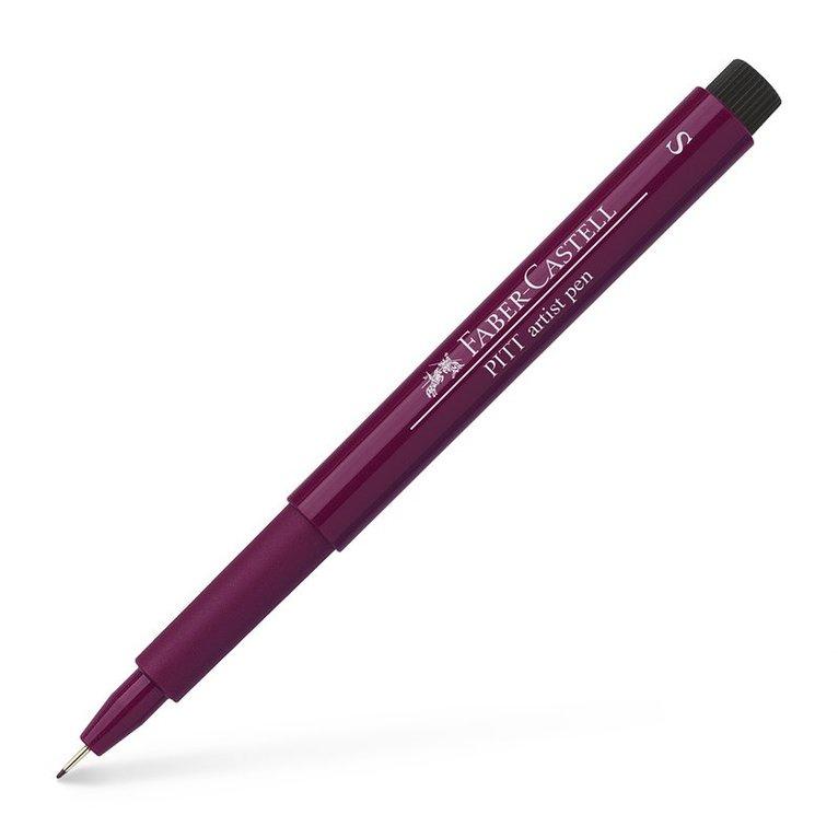 Tuschpenna S PITT Artist Pen magenta 1