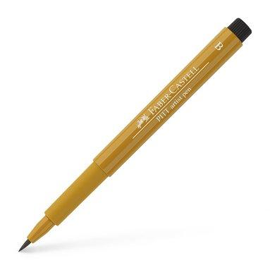 Tuschpenna B PITT Artist Pen gröngul