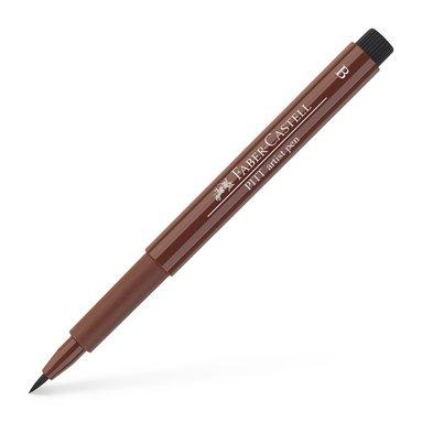 Tuschpenna B PITT Artist Pen brunlila