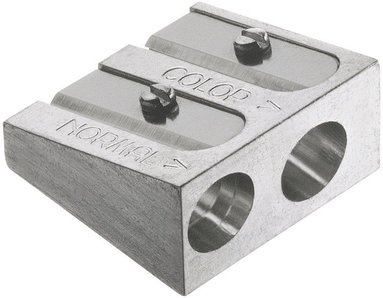 Pennvässare Faber-Castell dubbel metall