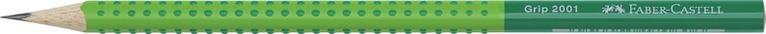 Blyertspenna B Grip 2001 ljusgrön/grön 1