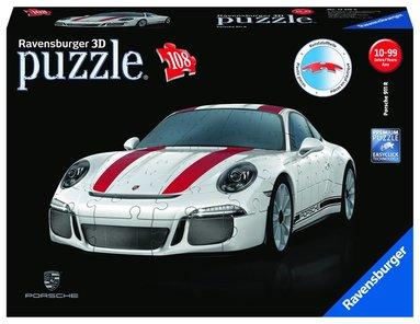 Pussel 3D 108 bitar Porsche 911 R