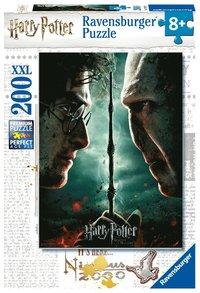 Pussel 200 bitar XXL Harry Potter