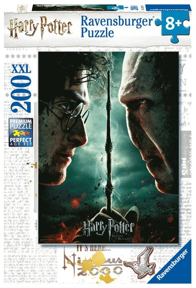 Pussel 200 bitar XXL Harry Potter 1