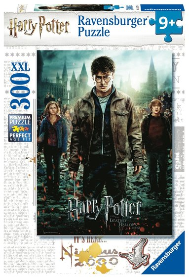 Pussel 300 bitar XXL Harry Potter 1
