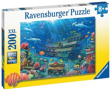 Pussel 200 bitar Underwater Discovery  1