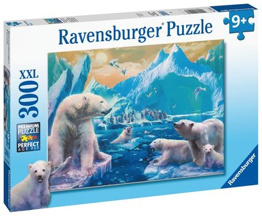 Pussel 300 bitar Polar Bear Kingdom  1
