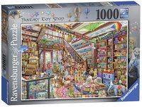 Pussel 1000 bitar The Fantasy Toy Shop