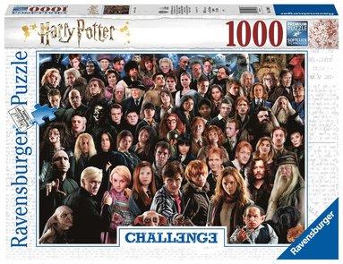 Pussel 1000 bitar Challange Harry Potter 1