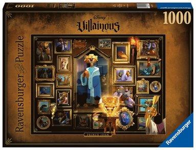 Pussel 1000 bitar Disney Villainous - Prins John 1