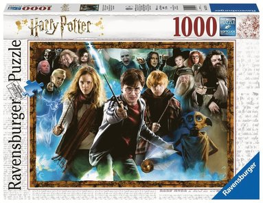 Pussel 1000 bitar  Harry Potter Magical Student