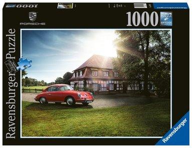 Pussel 1000 bitar Porsche Classic 356  1