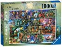 Pussel 1000 bitar Myths & Legends