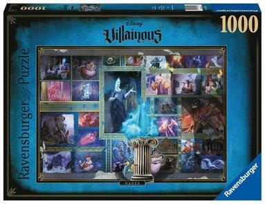 Pussel 1000 bitar Villainous: Hades