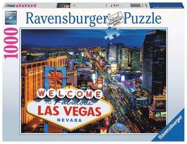 Pussel 1000 bitar AT Las Vegas  1