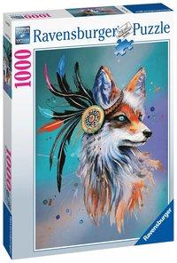 Pussel 1000 bitar Spirit Fox