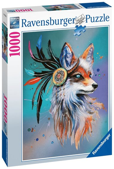 Pussel 1000 bitar Spirit Fox  1
