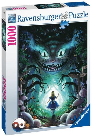 Pussel 1000 bitar Adventures with Alice  1