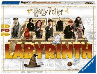 Spel Harry Potter Labyrinth 1