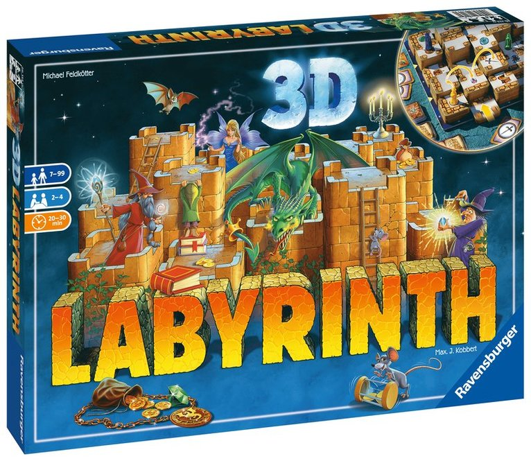 Labyrinth 3D 1