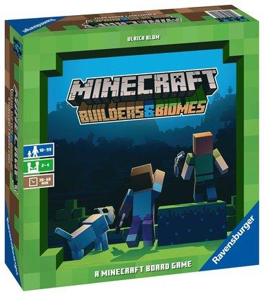 Minecraft: Builders & Biomes 1