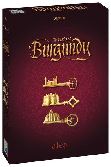 Spel The Castles of Burgundy