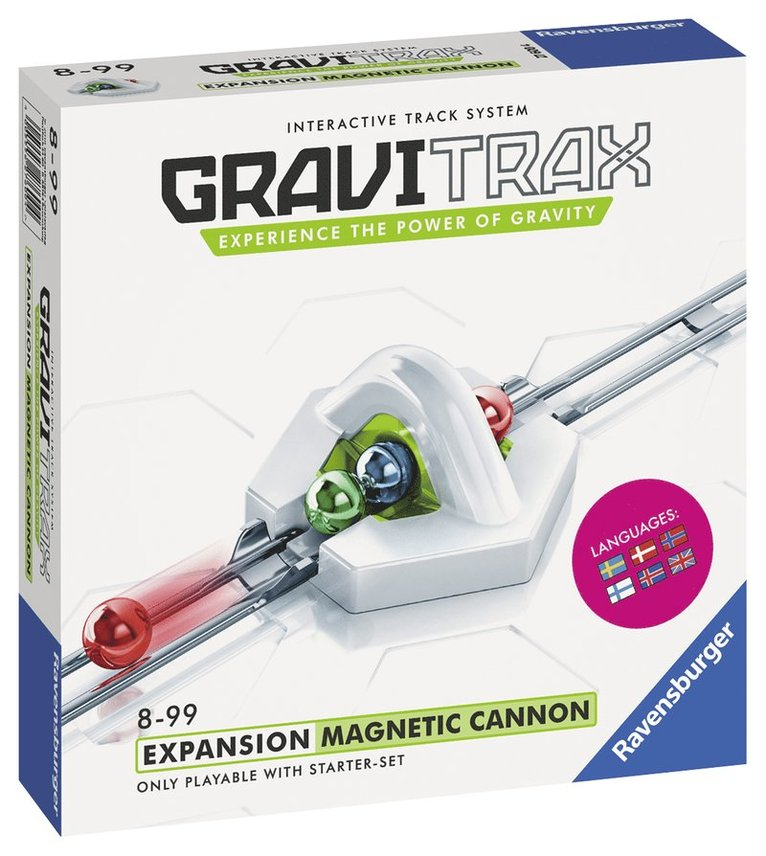 GraviTrax Magnetic Cannon 1