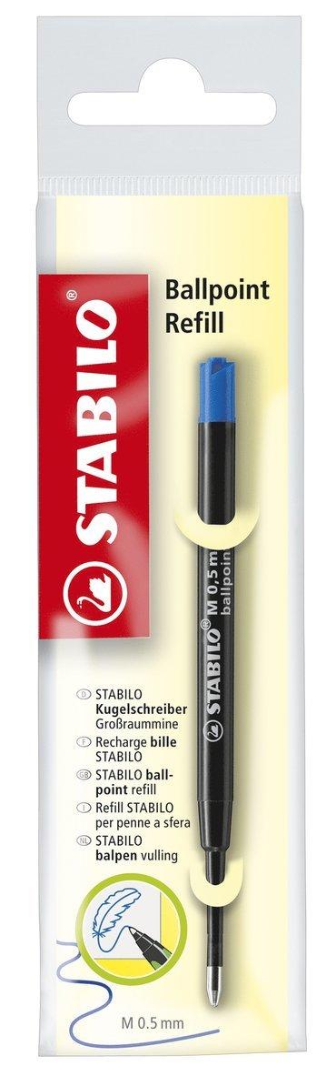Patron Stabilo Pointball blå