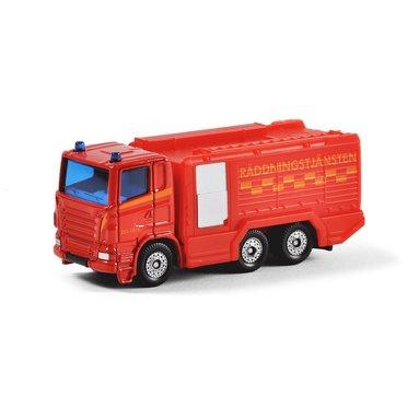Svensk brandbil